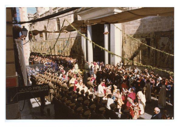 209_Fiestas del Corpus de 1997_Foto de Juan Ignacio de Mesa