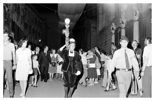20_Fiestas del Corpus de 1982_Foto de Enrique Sánchez Lubián