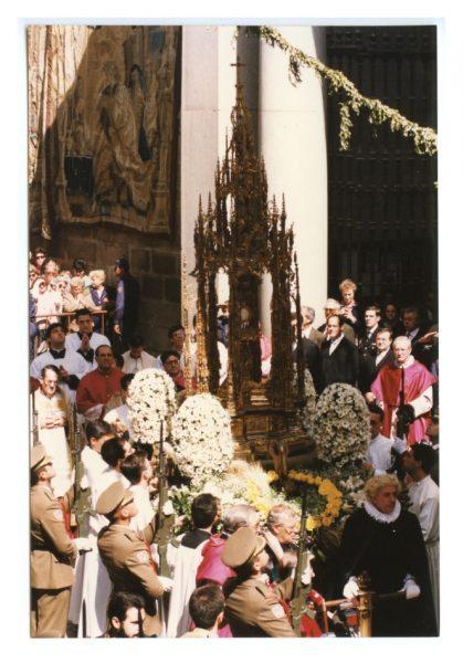 217_Fiestas del Corpus de 1997_Foto de Juan Ignacio de Mesa