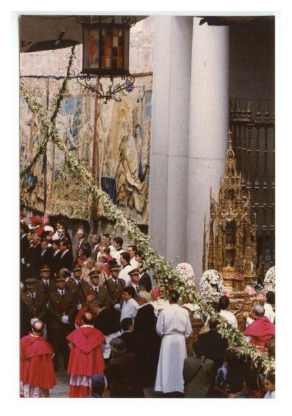 242_Fiestas del Corpus de 1997_Foto de Juan Ignacio de Mesa