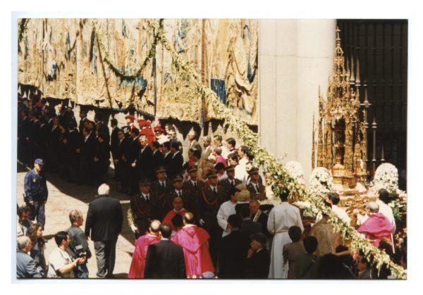 243_Fiestas del Corpus de 1997_Foto de Juan Ignacio de Mesa
