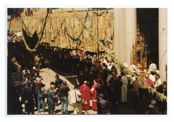 246_Fiestas del Corpus de 1997_Foto de Juan Ignacio de Mesa