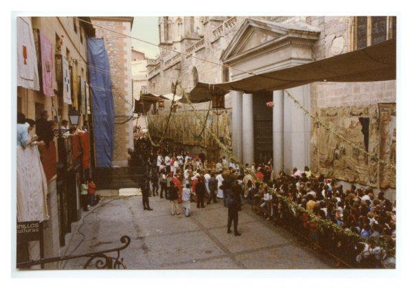 254_Fiestas del Corpus de 1997_Foto de Juan Ignacio de Mesa