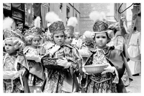 27_Fiestas del Corpus de 1982_Foto de Enrique Sánchez Lubián