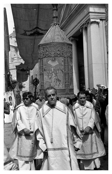 28_Fiestas del Corpus de 1982_Foto de Enrique Sánchez Lubián