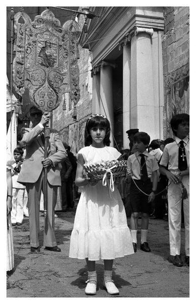 30_Fiestas del Corpus de 1982_Foto de Enrique Sánchez Lubián