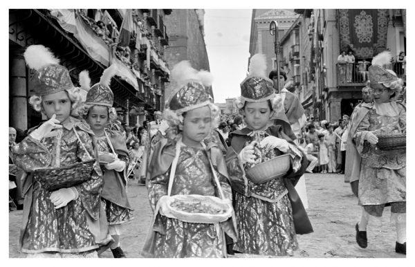 36_Fiestas del Corpus de 1982_Foto de Enrique Sánchez Lubián
