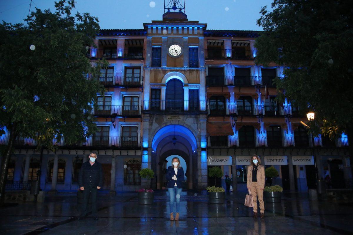 http://www.toledo.es/wp-content/uploads/2020/05/3_dia_internacional_enfermeria-1200x800.jpg. Toledo conmemora el Día Mundial de la Enfermería con el encendido de los monumentos más emblemáticos de la ciudad