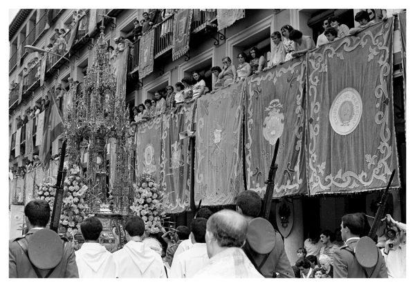 49_Fiestas del Corpus de 1982_Foto de Enrique Sánchez Lubián