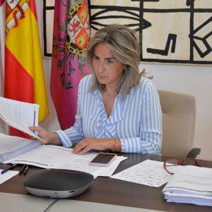 ilagros Tolón reitera en la FEMP que el superávit y el ahorro de los ayuntamientos se deben destinar a políticas de reactivación e inversión local