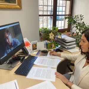l Ayuntamiento participa en la Comisión de Salud de la FEMP que aborda medidas para reactivar las entidades locales