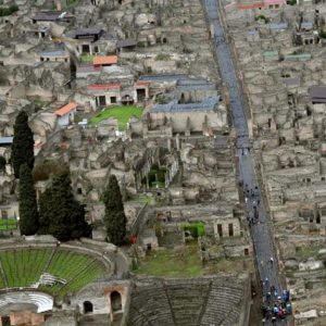 Qué pasó en el año 79 a.C. en Pompeya?…