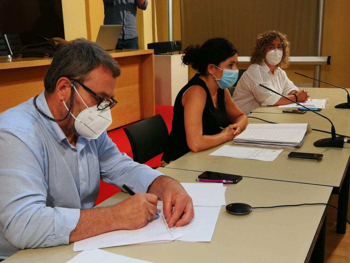 https://www.toledo.es/wp-content/uploads/2020/06/consejo-local-de-medio-ambiente_1-1200x900.jpeg. El Gobierno local explica en la constitución del Consejo Local de Medio Ambiente los proyectos en marcha en materia de arbolado