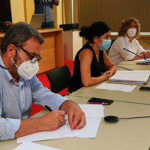 l Gobierno local explica en la constitución del Consejo Local de Medio Ambiente los proyectos en marcha en materia de arbolado