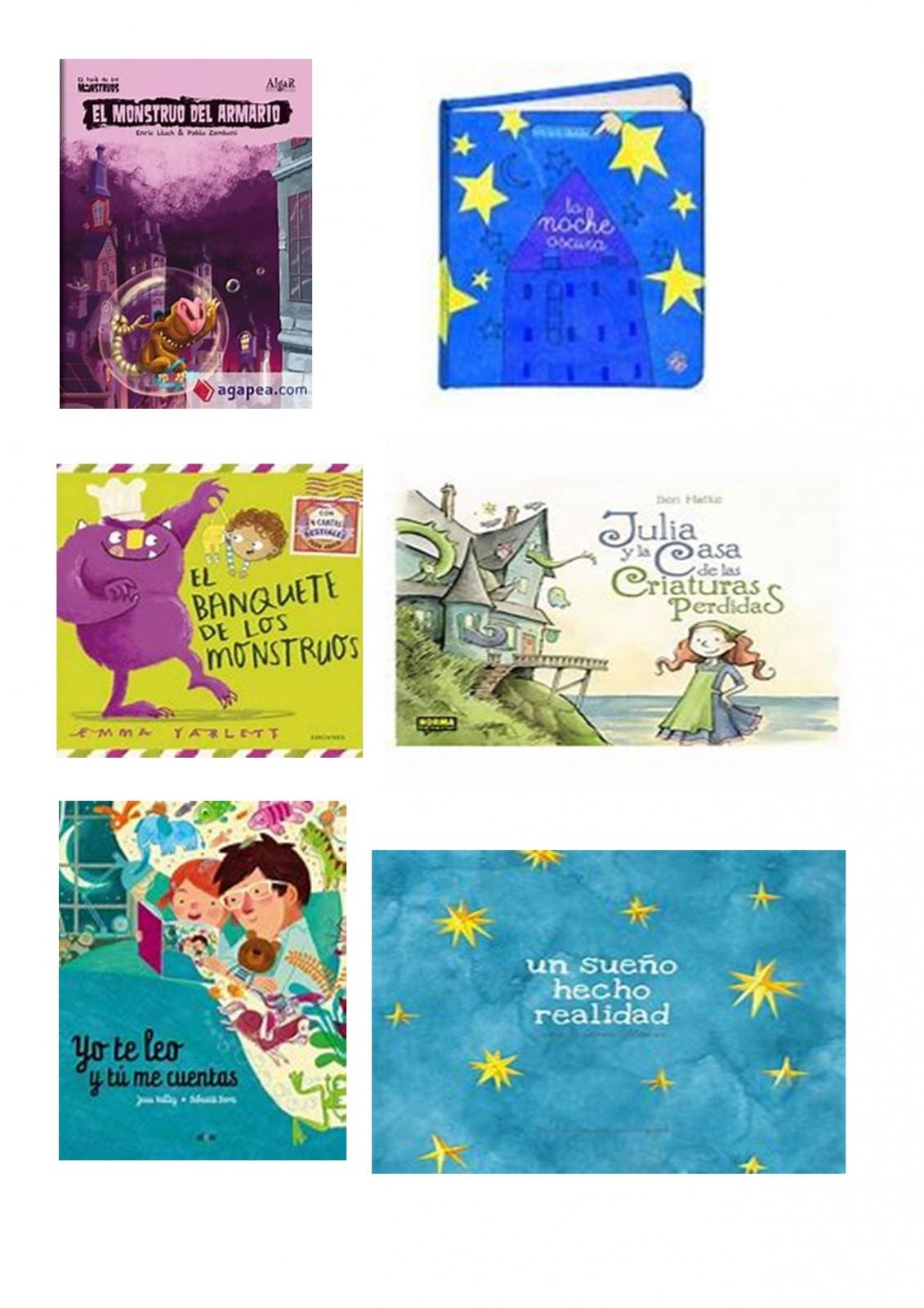 Libros infantiles hasta 6 años