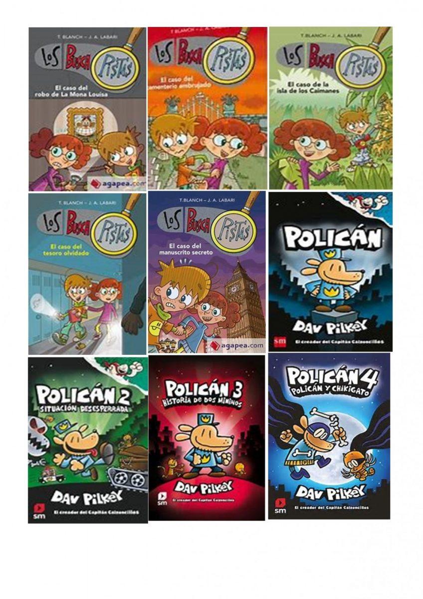 Libros infantiles hasta 8 años (2)