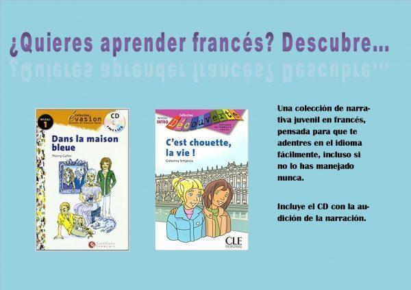 Narrativa en francés