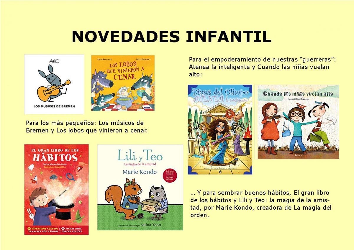 https://www.toledo.es/wp-content/uploads/2020/06/novedades-inf-verano20-1200x848.jpg. Novedades Infantil