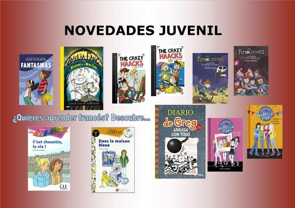 Novedades JUV verano20