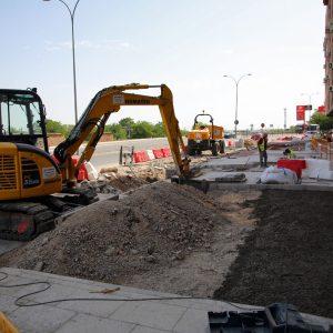 l Paseo de la Rosa sumará en el nuevo bulevar más de 100 árboles y 2.000 arbustos como nuevo espacio peatonal y sostenible