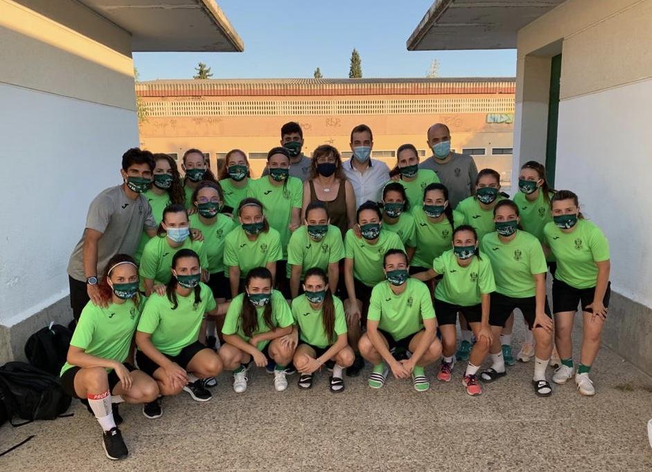 https://www.toledo.es/wp-content/uploads/2020/07/919302b1-aaaa-46b8-80d1-4130507ad78b.jpeg. El Ayuntamiento traslada su apoyo a los primeros equipos del CD Toledo que se juegan el ascenso este fin de semana