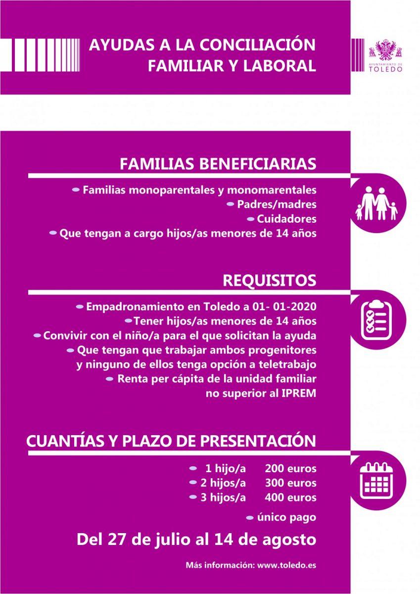 https://www.toledo.es/wp-content/uploads/2020/07/ayudas-a-la-conciliacion-familiar-849x1200.jpg. Convocatoria de ayudas para la Conciliación de la Vida Laboral y Familiar de familias de Toledo