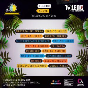 """#8220;Toledo en Concierto"""""""