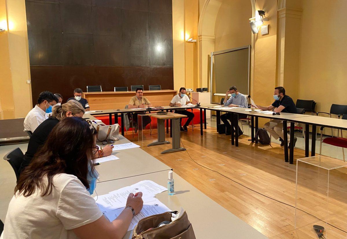https://www.toledo.es/wp-content/uploads/2020/07/comision-de-cultura-01-1200x827.jpg. La Comisión de Cultura avanza en las líneas estratégicas y respalda el plan de reactivación de apoyo al sector