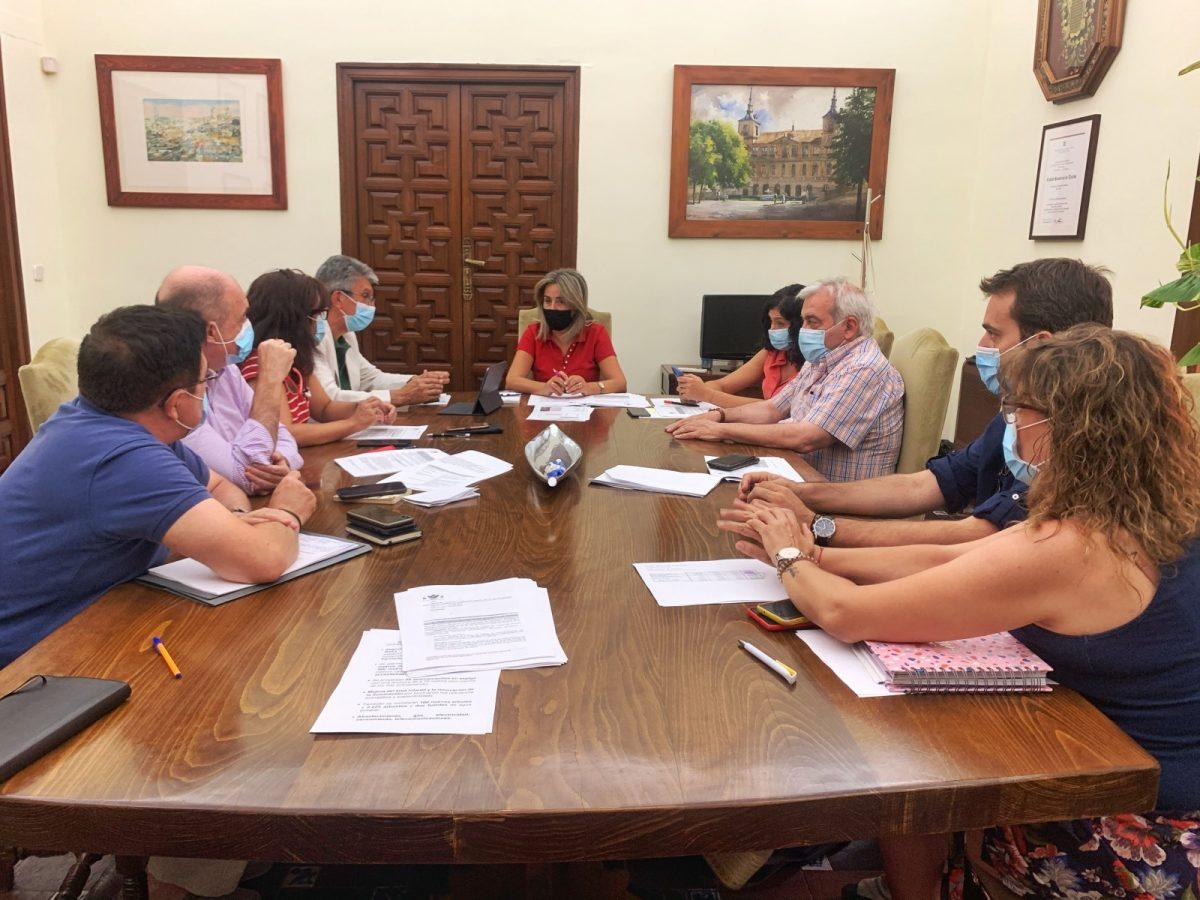 https://www.toledo.es/wp-content/uploads/2020/07/junta-de-gobierno-29-julio-2020-1200x900.jpeg. Aprobada la modificación de puestos de trabajo en la Policía Local de Toledo