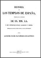 Historia de los templos de España_1857