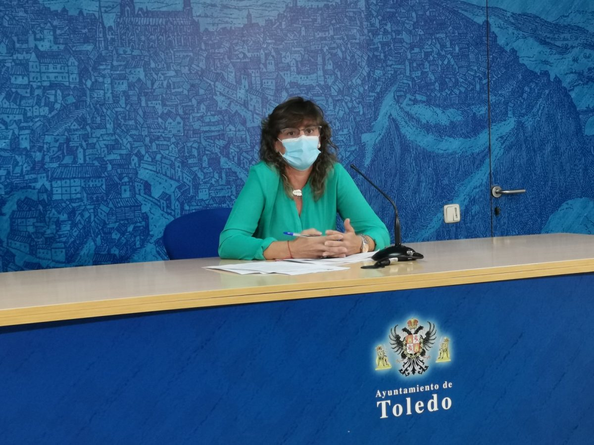 https://www.toledo.es/wp-content/uploads/2020/09/20200902_ana_abellan-1200x900.jpg. El protocolo de seguridad en las tres Escuelas Infantiles Municipales incluirá la creación de grupos burbuja para evitar posibles contagios