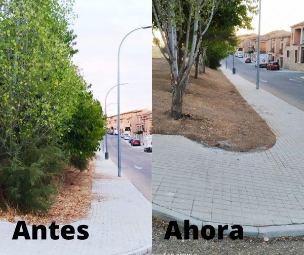 Calle Alegría Azucaica