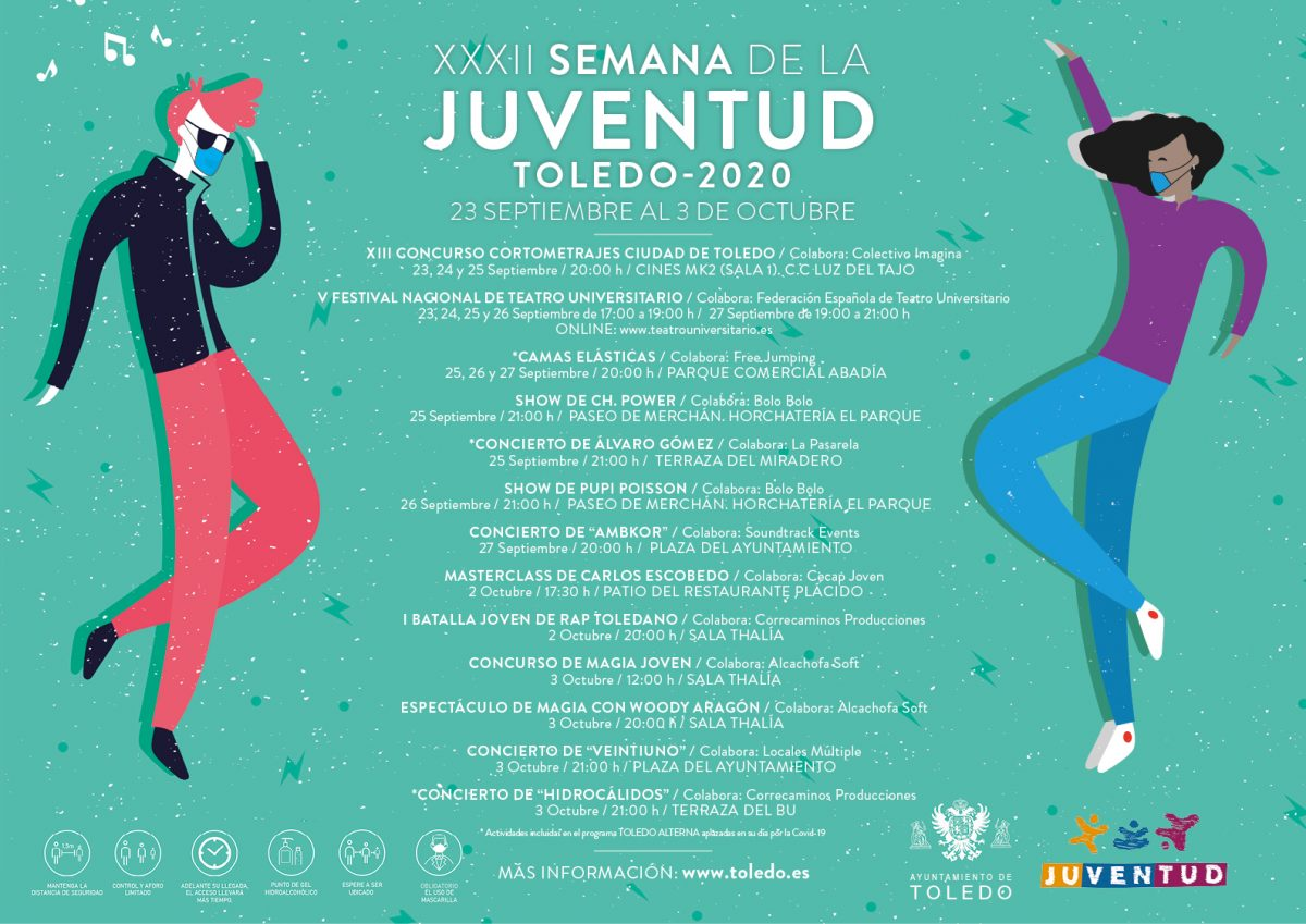 https://www.toledo.es/wp-content/uploads/2020/09/cartel-con-actividades-jpg-1200x849.jpg. XXXII SEMANA DE LA JUVENTUD