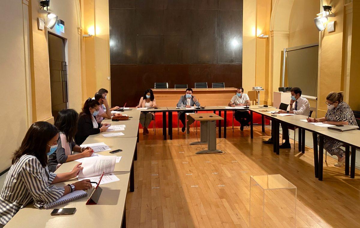 https://www.toledo.es/wp-content/uploads/2020/09/comision-cultura-00-1200x758.jpg. El Ayuntamiento constituye la Comisión Técnica de Valoración en el marco del Programa de Apoyo a la Reactivación Cultural