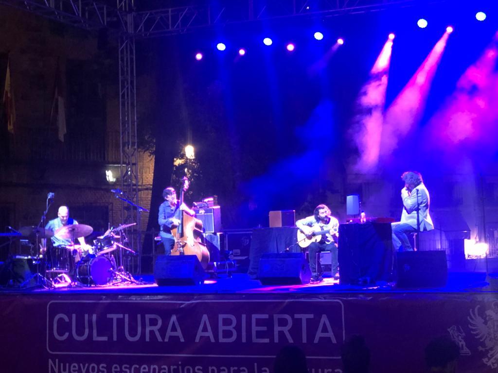 https://www.toledo.es/wp-content/uploads/2020/09/festival-jazz-2020-2.jpeg. La calidad de los músicos y la seguridad y versatilidad de la organización, claves del éxito del Festival de Jazz de Toledo