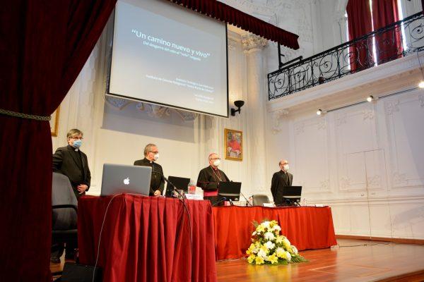Inicio curso académico seminario 02
