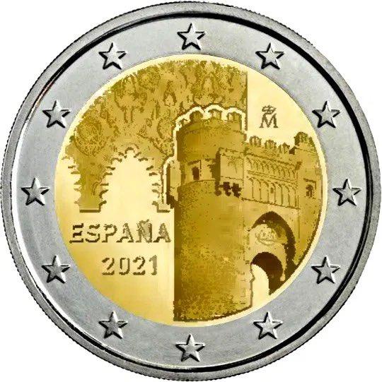 https://www.toledo.es/wp-content/uploads/2020/09/moneda.jpg. La Fábrica Nacional de la Moneda dedica a Toledo una moneda de 2 euros que entrará en circulación el próximo año