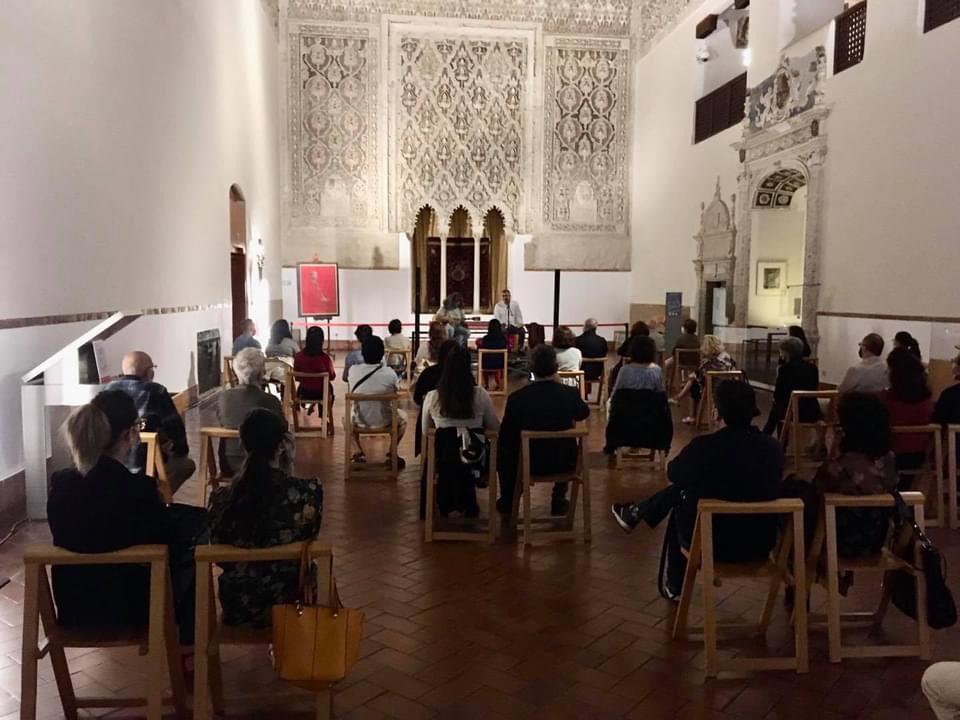 """https://www.toledo.es/wp-content/uploads/2020/09/toledo-es-poesia-1.jpeg. El Gobierno local celebra que To(le)do es Poesía haya """"recuperado la ciudad para la cultura y el arte"""" después de meses muy duros"""