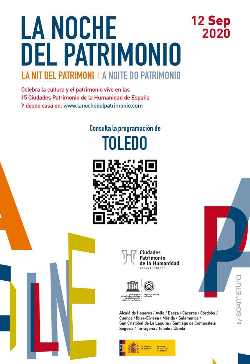 https://www.toledo.es/wp-content/uploads/2020/09/whatsapp-image-2020-09-11-at-10.15.20.jpeg. Toledo, junto al resto de ciudades españolas Patrimonio de la Humanidad, vuelve a celebrar este sábado La Noche del Patrimonio