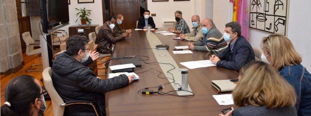 El Ayuntamiento acoge la reunión del Consejo…