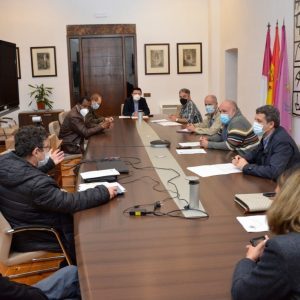 l Ayuntamiento acoge la reunión del Consejo Municipal de Cooperación