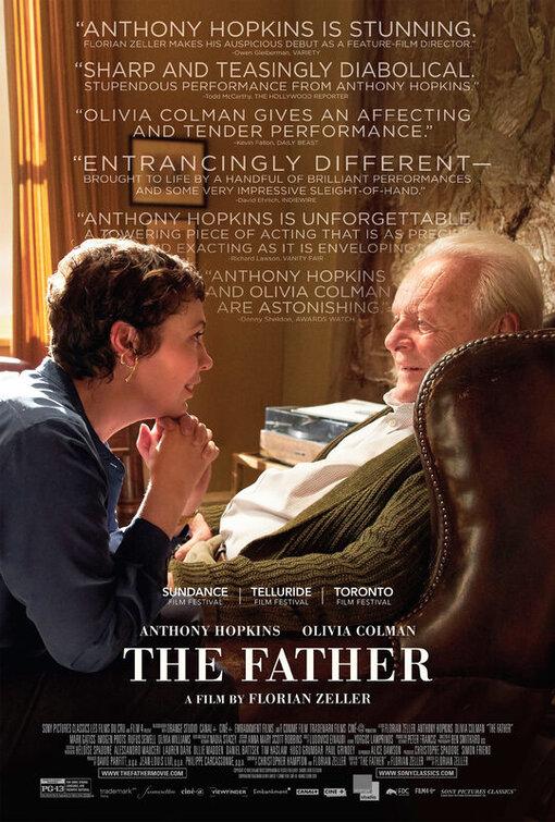 """https://www.toledo.es/wp-content/uploads/2020/12/0119617.jpg. FESTIVAL CiBRA: Pre-estreno """"The Father"""""""
