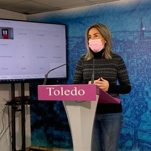l Ayuntamiento pone todos sus recursos disponibles para solventar las incidencias del temporal de nieve en Toledo