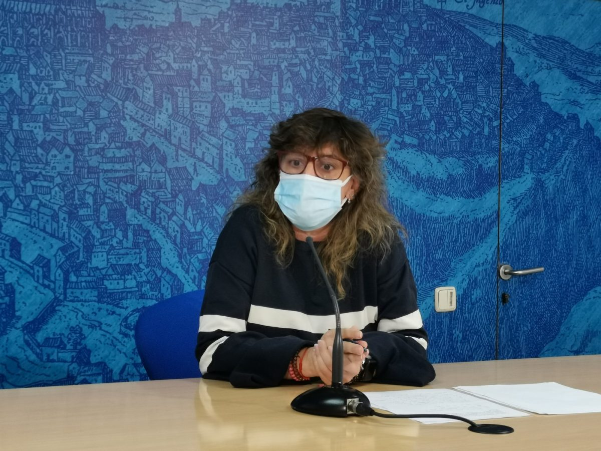 """https://www.toledo.es/wp-content/uploads/2021/01/20200120_ana-1200x900.jpg. El Ayuntamiento mantendrá """"mientras sea necesario"""" la asistencia prestada durante el temporal a las personas sin hogar"""
