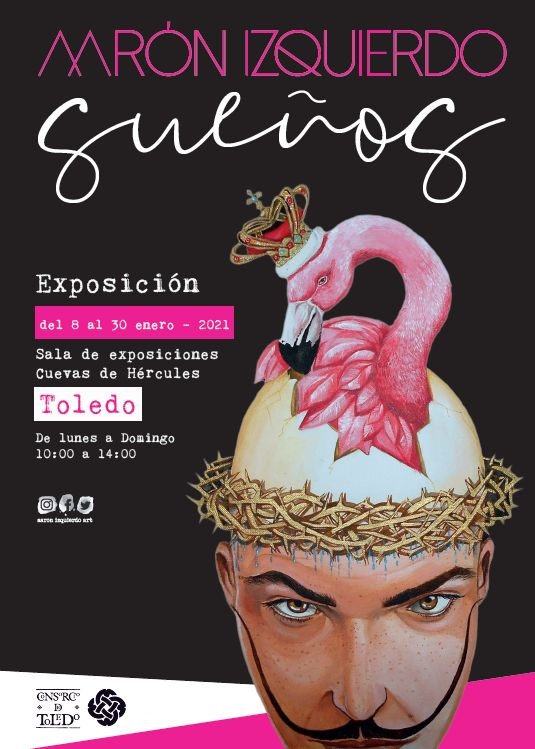 """https://www.toledo.es/wp-content/uploads/2021/01/exposicion-aaron-iz.jpg. EXPO """"SUEÑOS"""" DE AARON IZQUIERDO"""