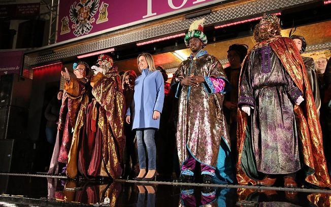 https://www.toledo.es/wp-content/uploads/2021/01/f9a502f753a1b319054a9de78d1ddcf7.jpg. La llegada de Sus Majestades los Reyes Magos se retransmitirá en directo por televisión y redes sociales