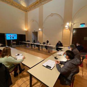 a Comisión de Urbanismo aborda el estudio del borrador del Plan Municipal de Vivienda y Rehabilitación para su consenso