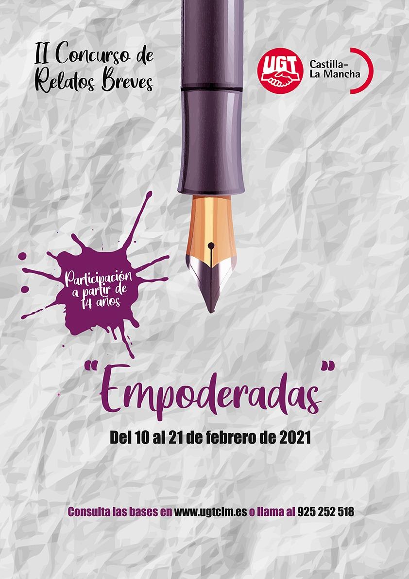 """https://www.toledo.es/wp-content/uploads/2021/02/empoderadas.jpeg. """"Empoderadas"""" II Concurso de Relatos Breves"""