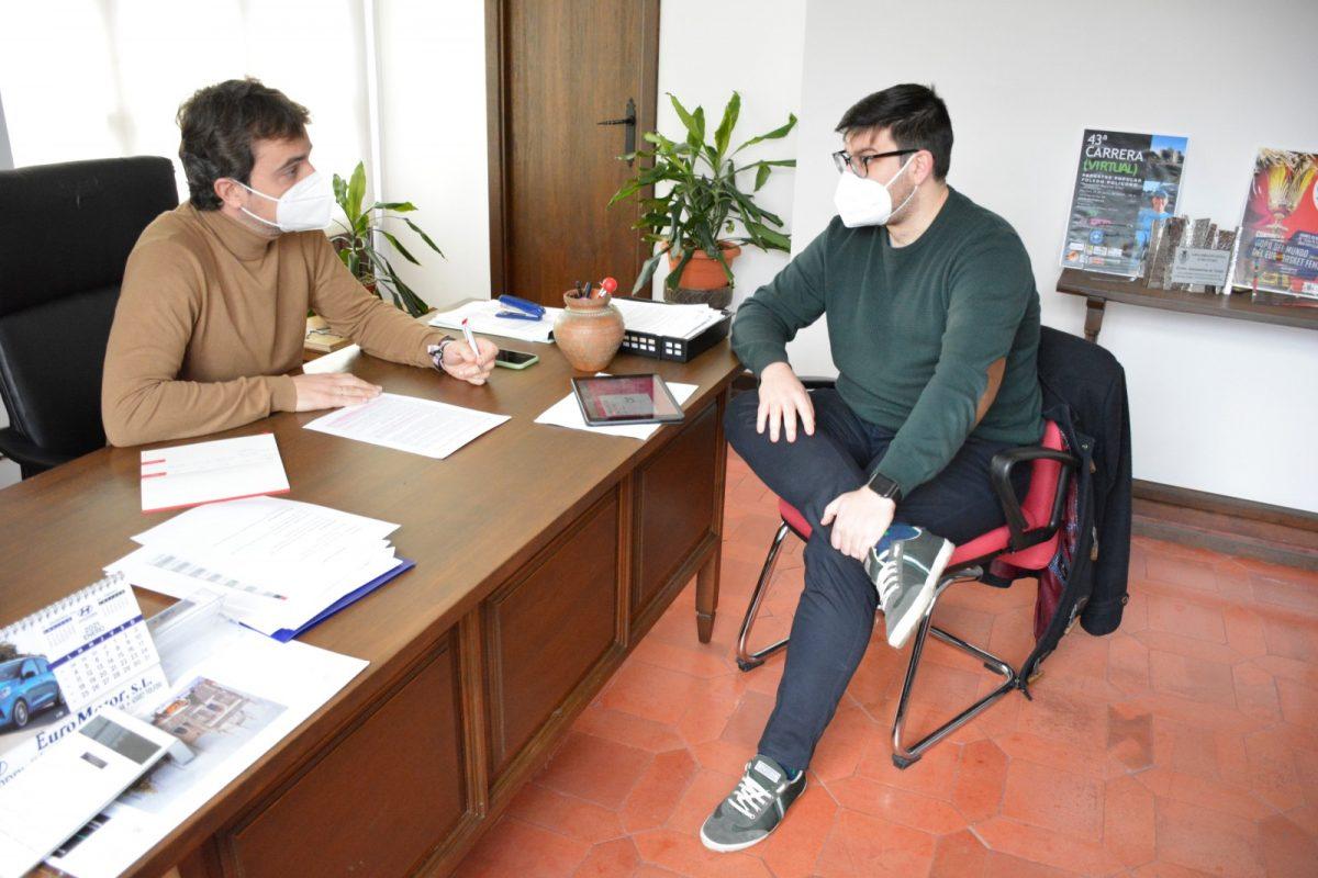 https://www.toledo.es/wp-content/uploads/2021/02/reunion-consejo-local-de-la-juventud-1200x800.jpg. Empleo, formación y vivienda centran la reunión del Gobierno local con el presidente del Consejo de la Juventud de Toledo