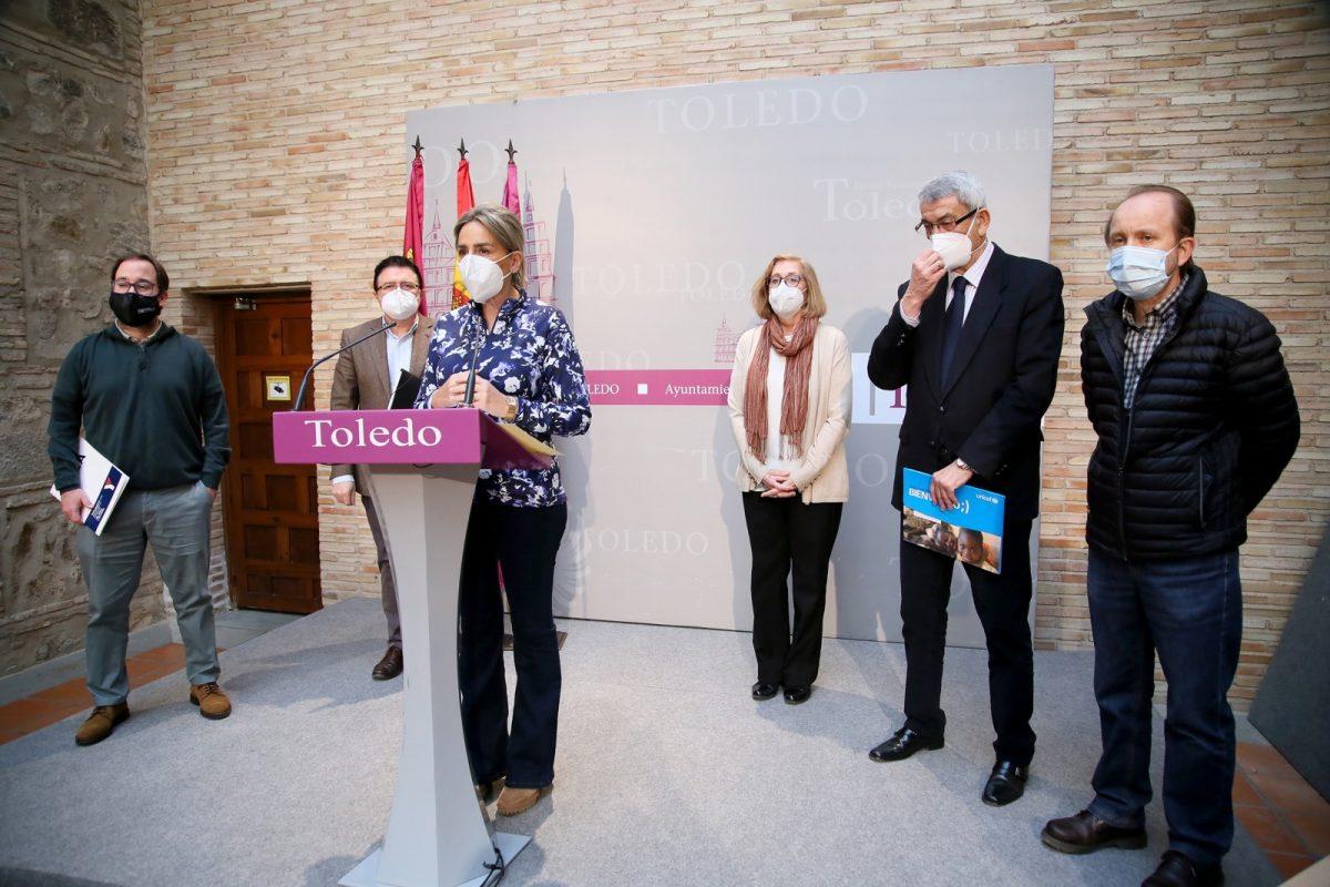 https://www.toledo.es/wp-content/uploads/2021/02/rueda_prensa_cooperacion_1-1200x800.jpg. Milagros Tolón y su apuesta por la cooperación internacional se traduce en 394.000 euros en 2021 para este tipo de proyectos